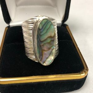 Jewelry - Abalone Ring